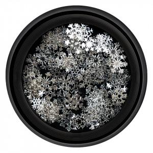 Strasuri Unghii Silver Winter Dream #02 - LUXORISE Germania