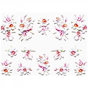 Tatuaj 3D Unghii LUXORISE Artistry LX097