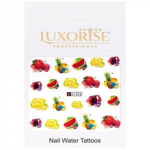 Tatuaj unghii LUXORISE, Fruits A1394