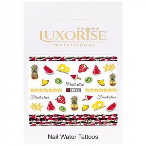 Tatuaj unghii LUXORISE, Fruits A1399