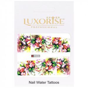 Tatuaj unghii LUXORISE, Nature A050