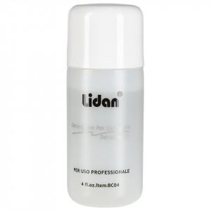 Acrylic Remover Lidan - Solutie profesionala pentru indepartarea acrilului, 120 ml