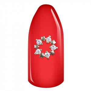 Decoratiune Unghii 3D de Iarna - Santa's Specials #08