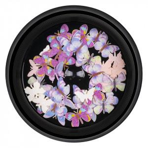 Decoratiune Unghii Nail Art LUXORISE, Butterfly Code
