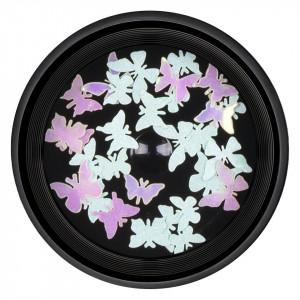 Decoratiune Unghii Nail Art LUXORISE, Butterfly Halo