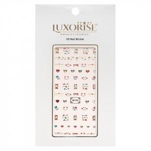 Folie Sticker 3D unghii LUXORISE- SP195