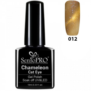 Oja Semipermanenta Cameleon Cat Eye SensoPRO 10ml - #012 MyFavoriteStar