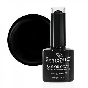 Oja Semipermanenta SensoPRO 10ml - #002 Black Onyx