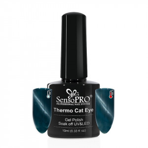 Oja Semipermanenta Thermo Cat Eye SensoPRO 10 ml, #24