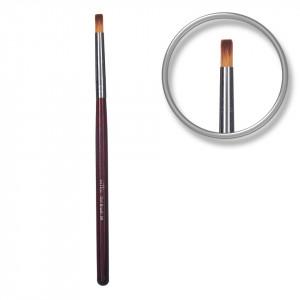 Pensula unghii aplicare gel UV Nr. 6 Straight to Art
