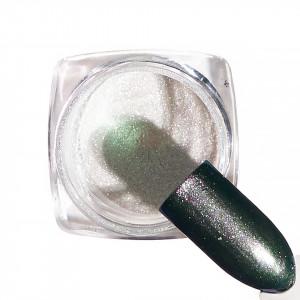 Pigment unghii Aurora #50 cu aplicator - LUXORISE