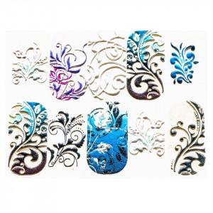 Tatuaj 3D Unghii LUXORISE Artistry LX096