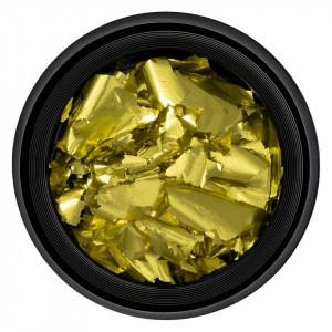 Foita Unghii LUXORISE - Unique Gold Sun #19