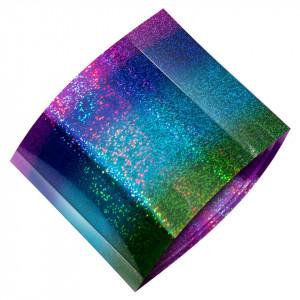Folie de Transfer Unghii LUXORISE #379 Rainbow