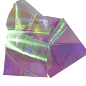 Folie de Transfer Unghii LUXORISE Metalic2