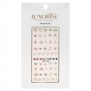 Folie Sticker 3D unghii LUXORISE- SP041