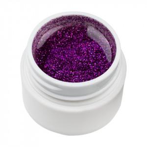 Gel UV Color cu Sclipici ENS PRO #029 - Orchid