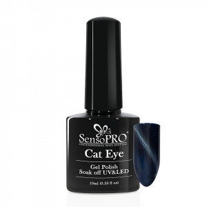 Oja Semipermanenta Cat Eye SensoPRO 10ml - #007 MajorMoments