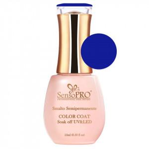 Oja Semipermanenta SensoPRO 15ml culoare Albastru - 035-1 Blue Galaxy