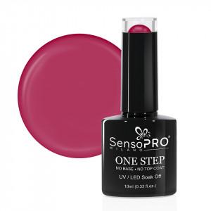 Oja Semipermanenta SensoPRO Milano One Step 10ml, Berry Punch #072