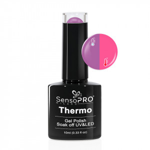 Oja Semipermanenta Termica SensoPRO Milano 10ml - #024 Intense Pink