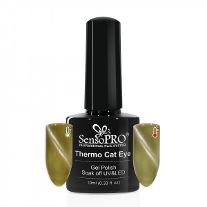 Oja Semipermanenta Thermo Cat Eye SensoPRO 10 ml, #02