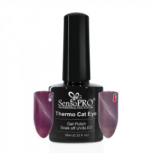 Oja Semipermanenta Thermo Cat Eye SensoPRO 10 ml, #21