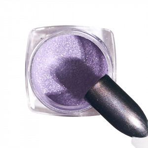 Pigment unghii Chrome #102 cu aplicator - LUXORISE