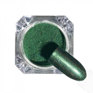 Pigment unghii Chrome #154 cu aplicator - LUXORISE