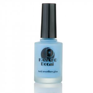 Solutie protectoare Latex Lichid Cuticule Simply Peel Liquid Latex, Blue