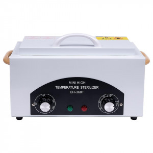 Sterilizator Pupinel Profesional CT360T cu Aer Cald, Timer 60min, 2100 ml