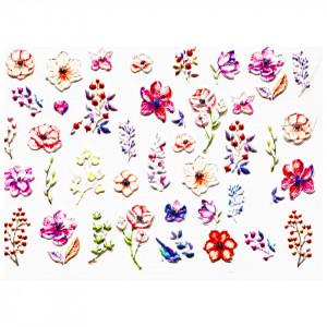 Tatuaj 3D Unghii LUXORISE Artistry LX094