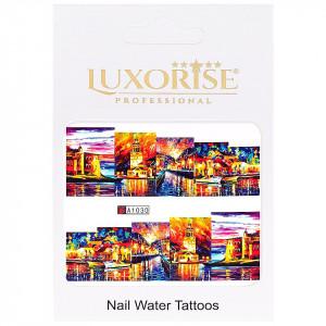 Tatuaj unghii LUXORISE, City A1030