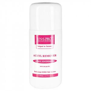 Acrylic Remover ENS PRO - Solutie profesionala pentru indepartarea acrilului, 120 ml