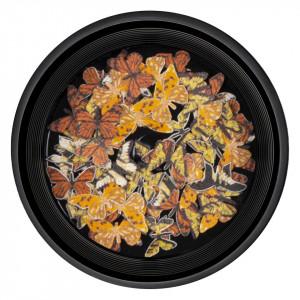 Decoratiune Unghii Nail Art LUXORISE, Butterfly Burst