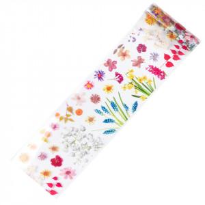 Folie de Transfer Unghii LUXORISE #363 Flower Mania