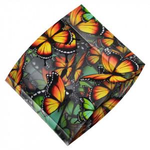 Folie de Transfer Unghii LUXORISE #414 Butterfly