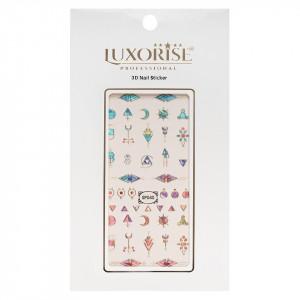 Folie Sticker 3D unghii LUXORISE- SP040