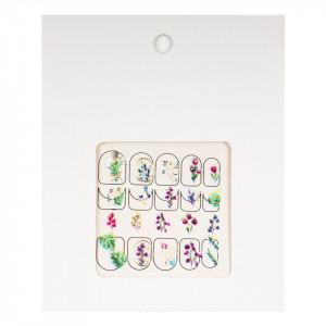 Folie Sticker 3D unghii LUXORISE- SP070