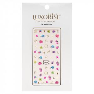 Folie Sticker 3D unghii LUXORISE- SP094