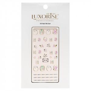 Folie Sticker 3D unghii LUXORISE- SP108