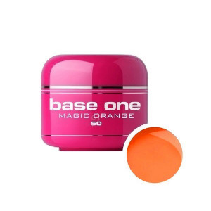 Gel UV Base One Magic Orange -  5 gr