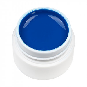 Gel UV Color ENS PRO Albastru #018 - Midnight Blue