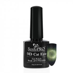 Oja Semipermanenta 9D Cat Eye #06 Alhena - SensoPRO 10 ml