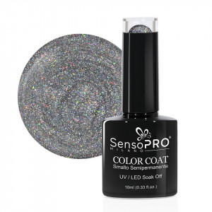 Oja Semipermanenta SensoPRO Milano 10ml - 029 Silver Shine