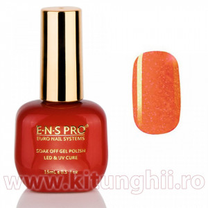 Oja Semipermanenta Soak Off ENS PRO Germania 15ml - #085 Dancing Nails