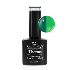 Oja Semipermanenta Termica SensoPRO 10ml - #023 Living Green