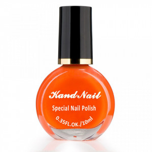 Oja Stampila Unghii Freedom of Peach 10ml