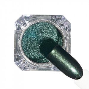 Pigment unghii Chrome #155 cu aplicator - LUXORISE