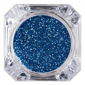 Sclipici Glitter Unghii Pulbere LUXORISE, Blue Day #42